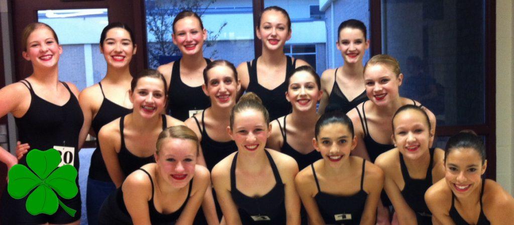 Westlake High School Dance Team at Westlake High School